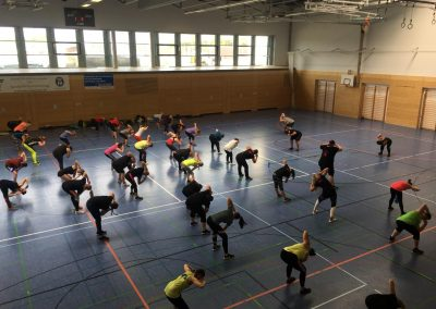 Charity-Fitnessday in München